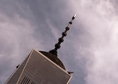 Cityscape (NYC) -- #1