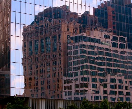 Cityscape (NYC) -- #2