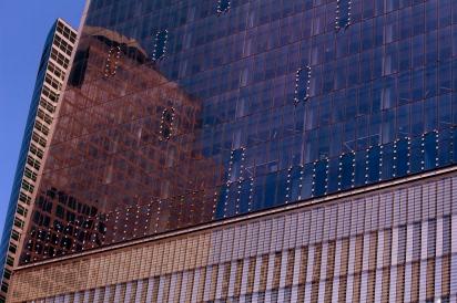 Cityscape (NYC) -- #3