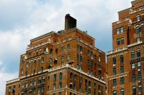 Cityscape (NYC) -- #5